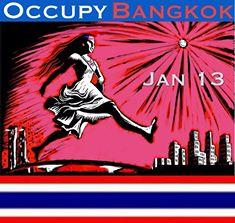 Bangkok Shutdown: Don't panic!