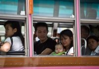 Bangkok, heeft probleem met gekaapte bussen
