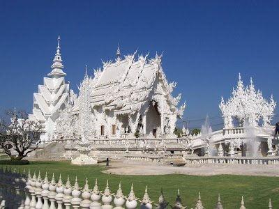Chiang Mai, Chiang Rai en Chiang Khong