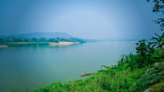 Kom tot rust in Khong Chiam