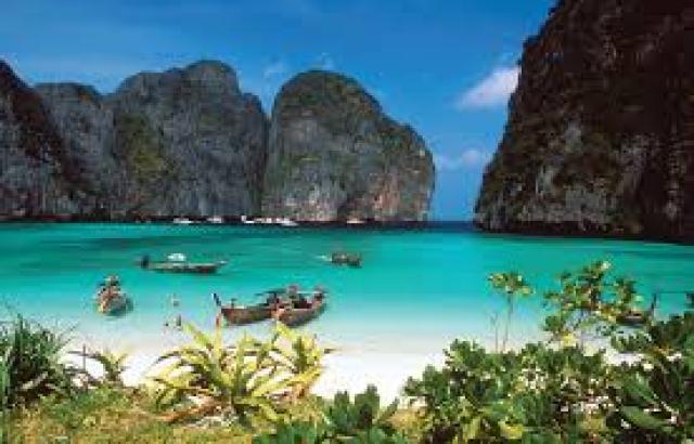 Krabi: paradijs van zon, zee en strand.