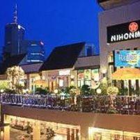 Japans dorp in Bangkok