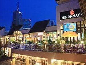 Nihonmachi: een Japans dorp in Bangkok