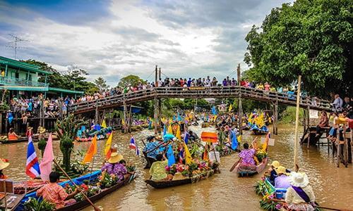 Aquatic Phansa Festival