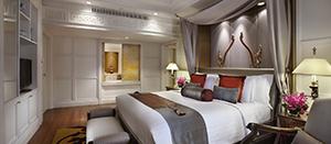 Hotels waar de sterren slapen