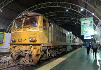 Hou je van treinen? Binnenkort kun je met de trein van Thailand naar Cambodja reizen.