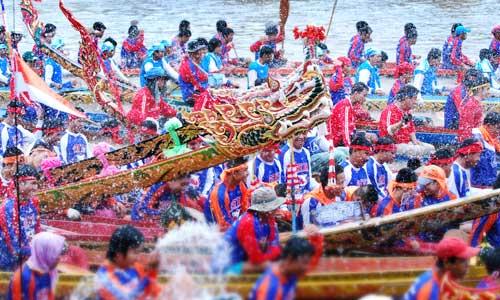 Nan Boat Racing Festival 2014