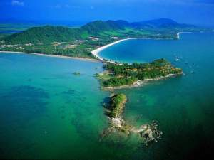 prachtige eiland Koh Lanta
