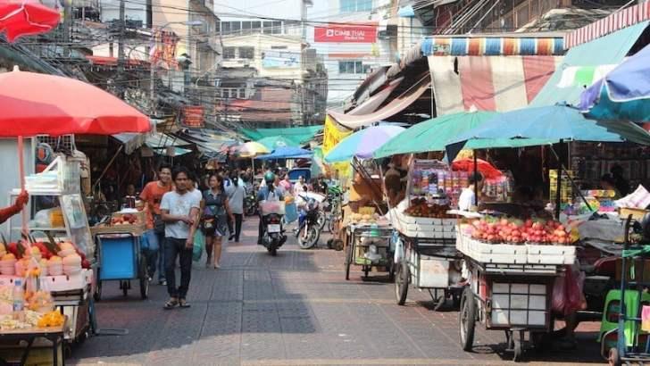 De vijf leukste markten van Bangkok