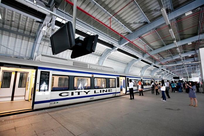 Airport Rail Link gaat uitbreiden