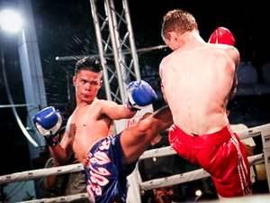 Gratis Muay Thai kijken