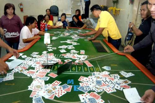 Thai willen geen legale casino's