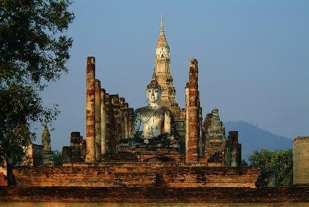 de andere kant van thailand