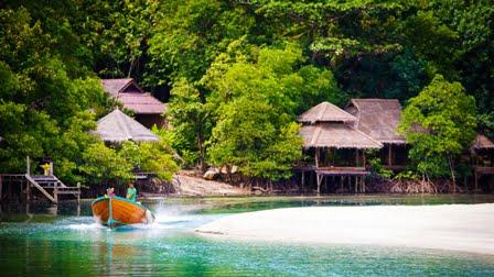 Hotelreview: Captain Hook Resort Koh Kood