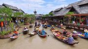 Pattaya Floating Market (video)