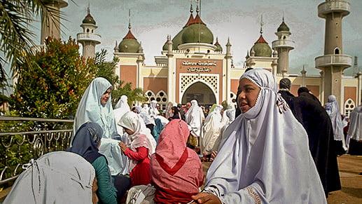 De Islamisering van Thailand