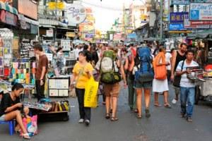 backpacken in thailand