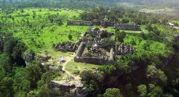 Prea Vihaer tempel