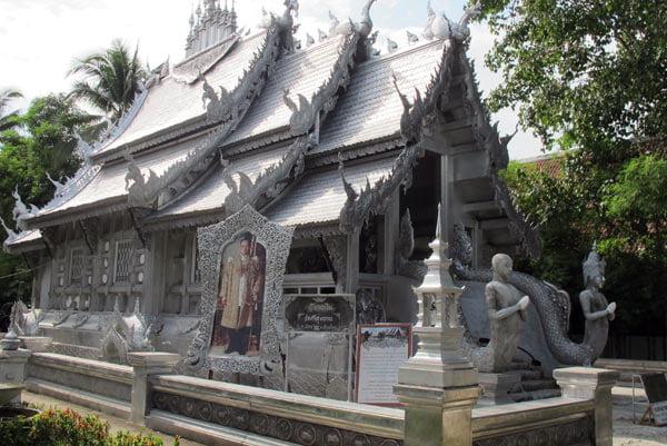 Bijzondere trekpleisters in Chiang Mai