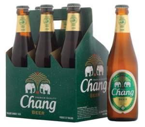 Bier in Thailand