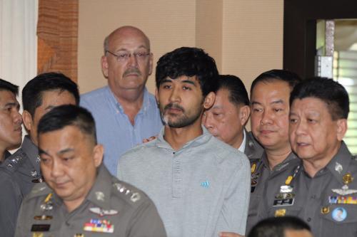 Chinees achter aanslagen in Bangkok