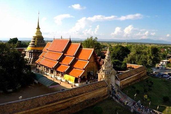 Lampang, uit de schaduw van Chiang Mai