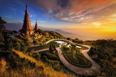Doi Inthanon National Park: leuke dagtrip vanuit Chiang Mai