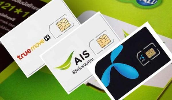 thaise prepaidsimkaart kopen