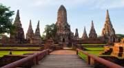 Het oude Ayutthaya (video)