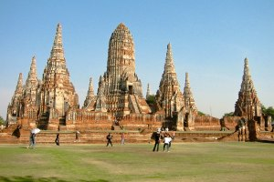 360 graden video van Thailand