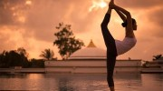 Yoga in Thailand, kom tot rust