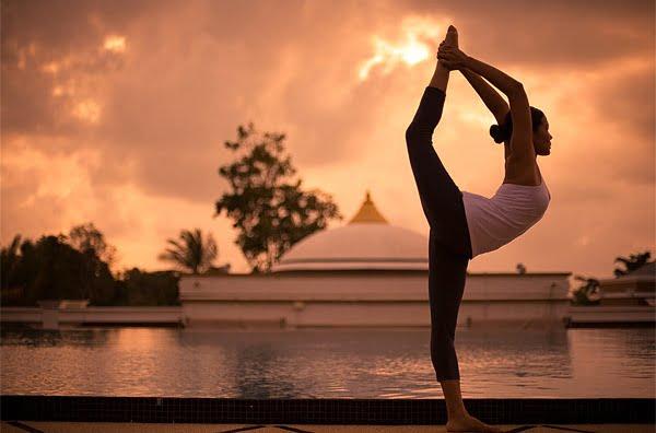 Yoga in Thailand, kom tot rust