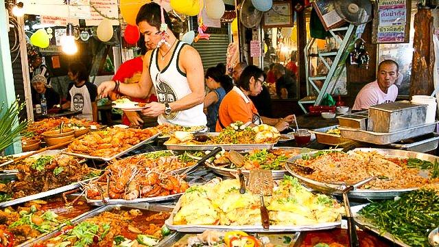 goede restaurants in Thailand