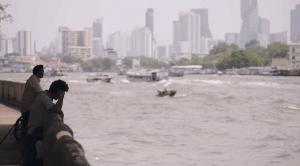 waterwegen van bangkok
