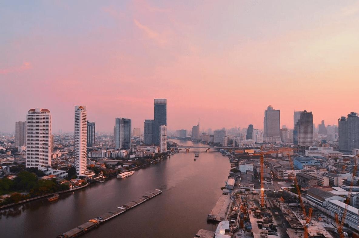 fabeltjes over Bangkok