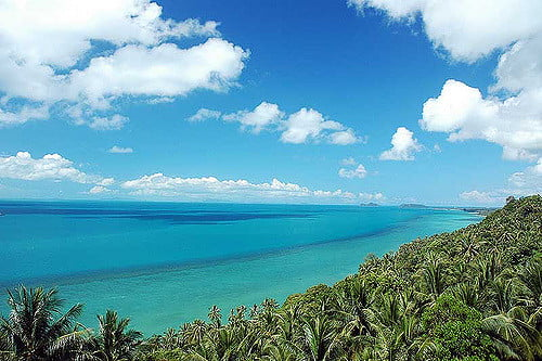 mooiste stranden van koh phangan