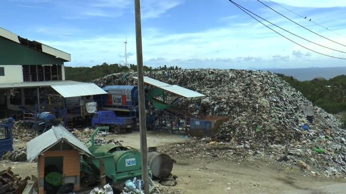 Vuilnisbelt Koh Tao: stank op tropisch eiland