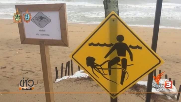 Meer Thaise stranden gesloten door Portugees oorlogsschip