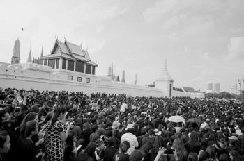 rouw in thailand