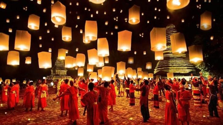 Yi Peng festival afgelast, Loi Krathong onzeker