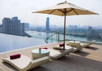 10 hotels in Bangkok met chille zwembaden