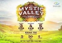Mystic Valley Music Festival Thailand 2017