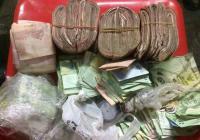 Thaise bedelaar trekt de aandacht met geld