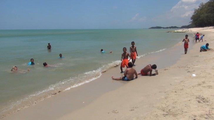 Hitte in Thailand met flinke onweerbuien