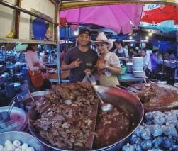 eetstalletjes uit Bangkok