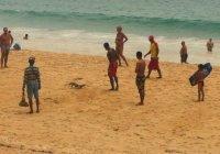Gevaar op het strand van Phuket?