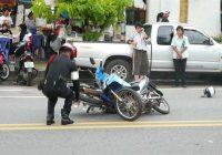 Thailand het gevaarlijkst voor motorrijders