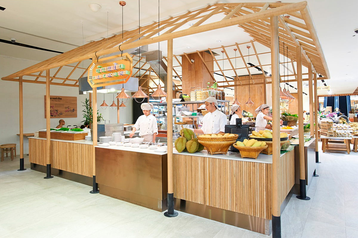 Eat Thai In Central Embassy