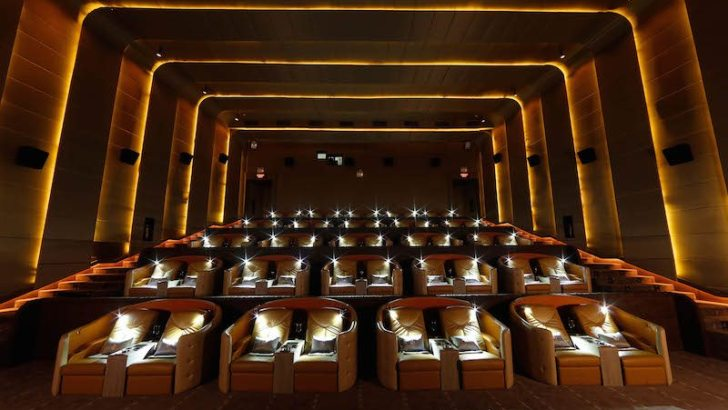 Embassy Diplomat Screens in Bangkok: in stijl naar de bios