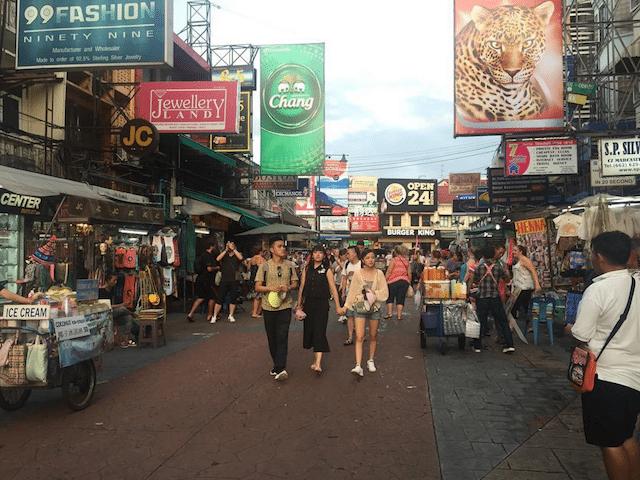 Gids voor Khao San Road